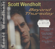 Scott Wendholt CD