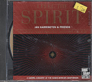 Jan Harrington & Friends: I Feel the Spirit CD