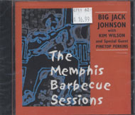 Big Jack Johnson CD