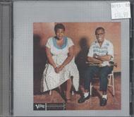 Ella Fitzgerald & Louis Armstrong CD