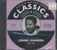 Lonnie Johnson CD