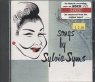 Sylvia Syms CD