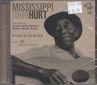 Mississippi John Hurt CD