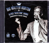Big Walter Horton CD