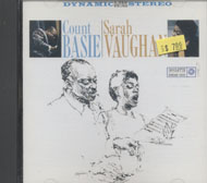 Count Basie & Sarah Vaughan CD