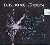 B.B. King & Friends CD