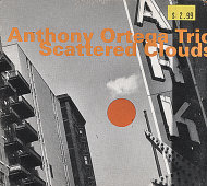 Anthony Ortega Trio CD