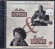 Milton Hopkins & Jewel Brown CD