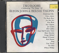 Two Rooms-Celebrating the songs of Elton John & Bernie Taupin CD