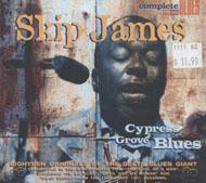 Skip James CD