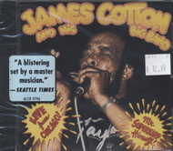 James Cotton and his Big Band CD