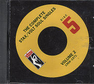 The Complete Stax/Volt Soul Singles: Volume 2 CD