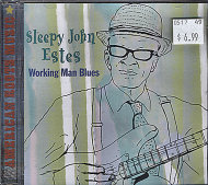 Sleepy John Estes CD