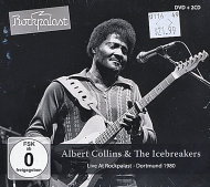 Albert Collins & The Icebreakers: Live at Rockpalast - Dortmund 1980 Box Set