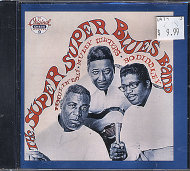 Howlin' Wolf/ Muddy Waters/ Bo Diddley CD