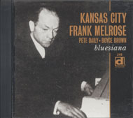 Kansas City Frank Melrose CD