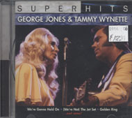 George Jones & Tammy Wynette CD