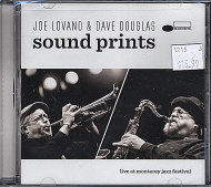 Joe Lovano & Dave Douglas CD