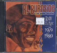 R.L. Burnside & The Sound Machine CD
