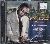 Milt Jackson Quintet & Sextet CD