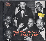 The New Orleans All Stars CD