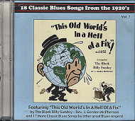 18 Classic Blues Songs From The 1920'2 Vol 7 CD