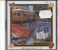 GHB Sampler, Volume 2: The Essence Of New Orleans Jazz CD