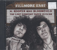 Al Kooper and Mike Bloomfield CD