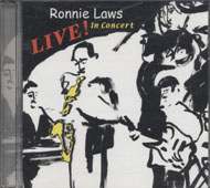 Ronnie Laws CD