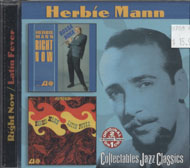 Herbie Mann CD