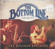 The Brecker Brothers CD