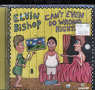Elvin Bishop CD