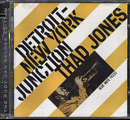 Thad Jones CD