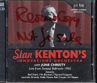 Stan Kenton's Innovations Orchestra with June Christy CD
