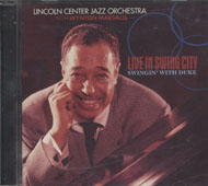 Lincoln Center Jazz Orchestra With Wynton Marsalis CD