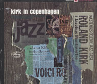 Roland Kirk CD