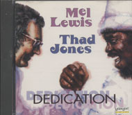 Mel Lewis / Thad Jones CD