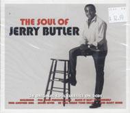 Jerry Butler CD