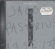 A Tribute To Jaco Pastorius CD