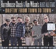 Barrelhouse Chuck & Kim Wilson's Blues All-Stars CD