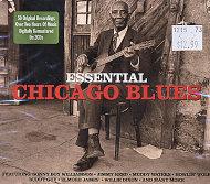 Essential Chicago Blues CD