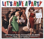 Let's Have a Party CD