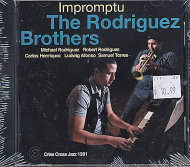 The Rodriguez Brothers CD