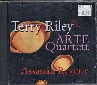 Terry Riley & Arte Quartett CD