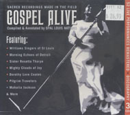 Gospel Alive CD