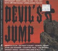 Devil's Jump (1946-1957) CD