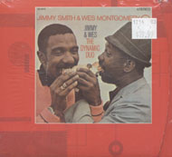 Jimmy Smith & Wes Montgomery CD