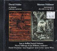 David Felder / Morton Feldman CD
