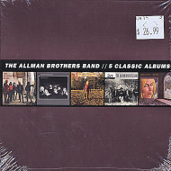 The Allman Brothers Band CD