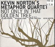 Kevin Norton's Metaphor Quartet CD